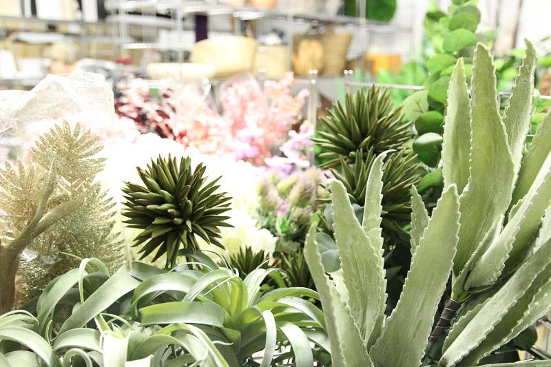 Lager Hochwertige Kunstblumen