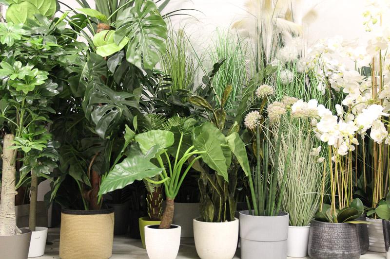 Lager Hochwertige Kunstpflanzen