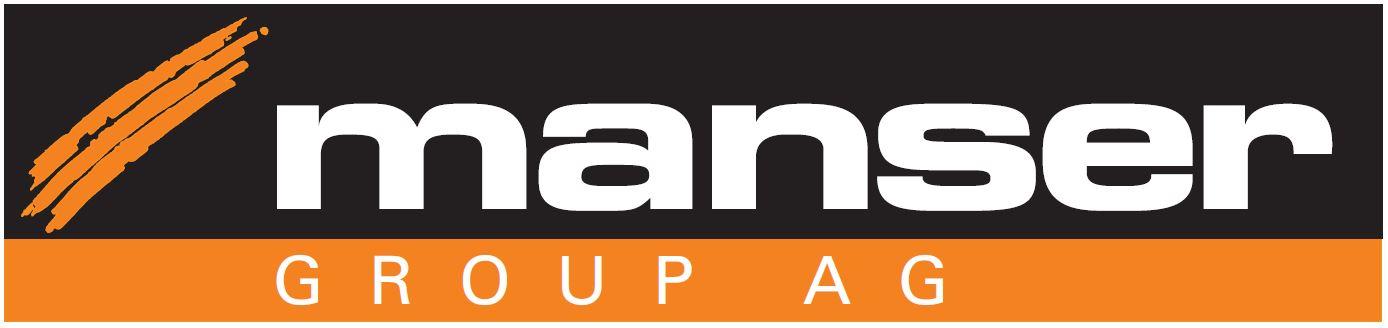 Logo manser group ag