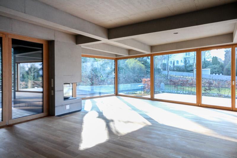 Projekte Wohnzimmer vorher Basel - Projekt der SWISS HOME STAGING